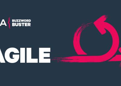 Buzzword buster: agile