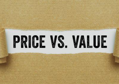 Assessing Value for Money