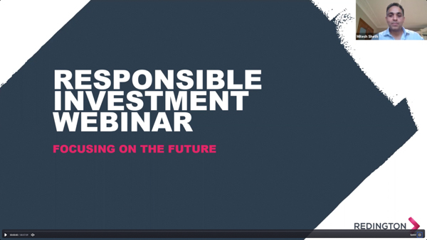 Responsible Investment Webinar