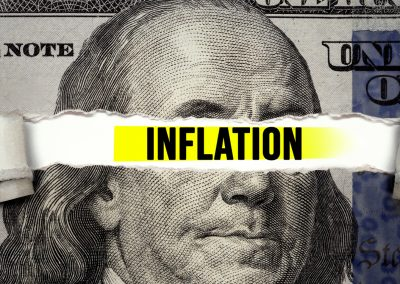 Why there won't be any inflation ever again…